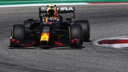 """Sergio Perez: """"Ho sofferto nella seconda parte di gara"""""""
