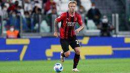 """Kjaer: """"Milan, sei la squadra più forte d'Italia"""""""