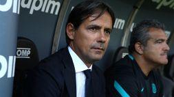 Inter, Simone Inzaghi trema: tre big assenti e possibili fischi