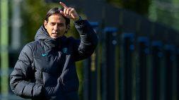 Inzaghi ritrova la Lazio: i tifosi hanno scelto l'accoglienza