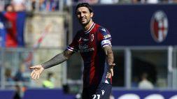 """Bologna, Soriano sicuro: """"La vittoria con la Lazio ha ridato morale"""""""