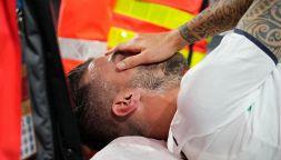 Spinazzola e l'infortunio a Euro2020: il gesto di Chiellini e Bonucci