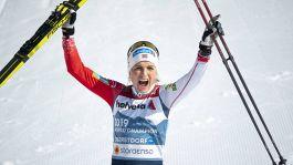Fondo, niente Tour de Ski per Therese Johaug