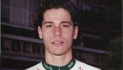 Ciclismo: il dolore e i messaggi social per Alberto Tolomelli