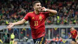 Italia, addio finale: la Spagna ci elimina, Bonucci ingenuo