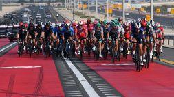 Ciclismo: Uae Tour, 4/a edizione e prima gara World Tour 2022