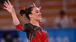 Ginnastica, Vanessa Ferrari esulta per i successi azzurri