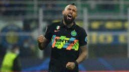 La risalita di Vidal: gol in Champions e messaggi in vista della Juve