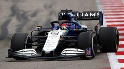 F1: Williams a caccia di conferme all'Istanbul Park