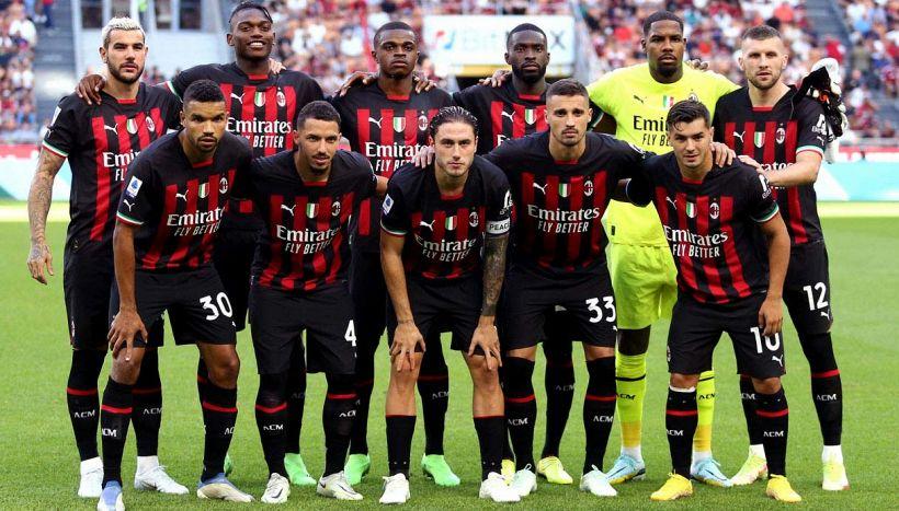 Prossime partite e calendario completo del Milan