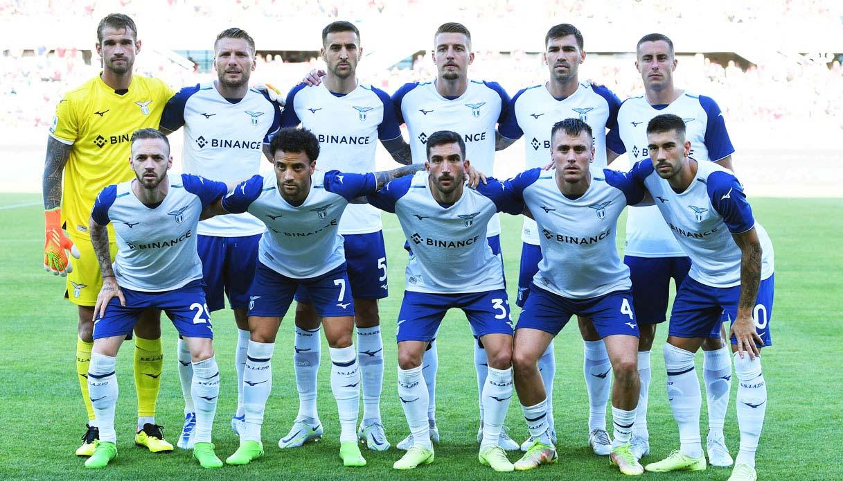 Prossime Partite E Calendario Completo Della Lazio Virgilio Sport
