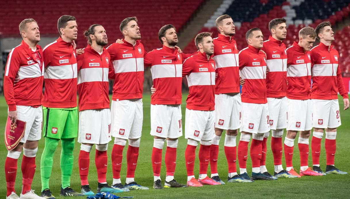 Rosa Polonia 2021/2022: età e nazionalità di tutti i calciatori