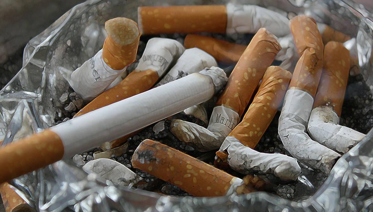 quante sigarette dovrei fumare per perdere peso?