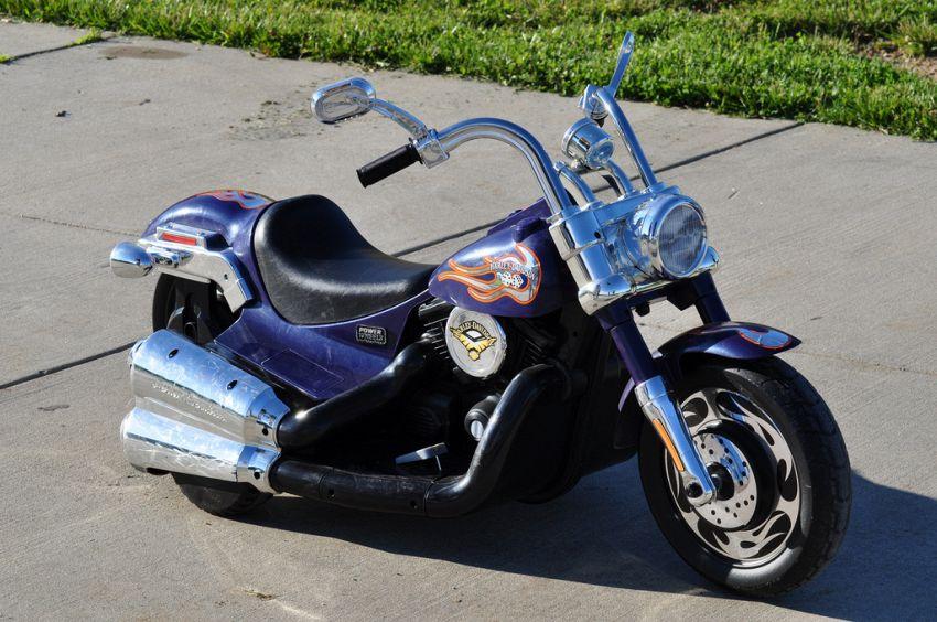 Piccoli esploratori: il mondo delle moto per bambini