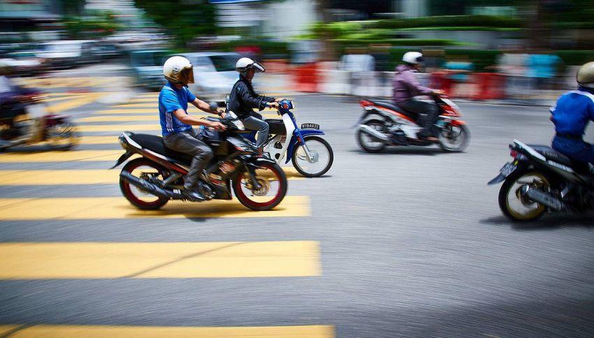 Tutti i vantaggi di una moto 50cc