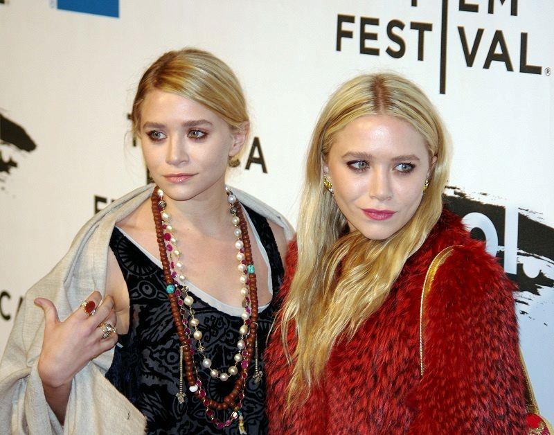 Ashley Olsen, attrice californiana: spunti per il vostro look
