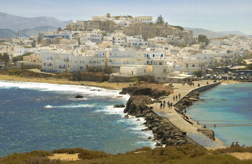 Alla scoperta di Naxos, fra meraviglia e leggenda