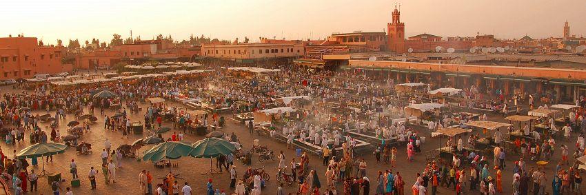 I Riad di Marrakech: antiche dimore diventano alloggi per turisti