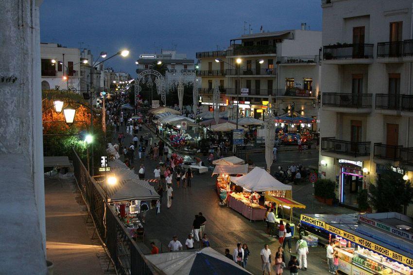 Vacanze a Polignano a Mare: dove dormire e cosa visitare