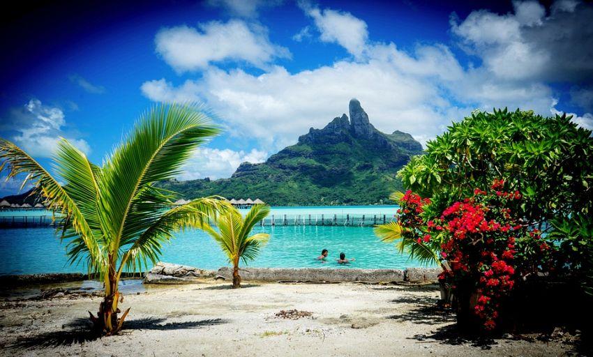 Bora Bora: per concedersi una vacanza spettacolare all'insegna del benessere