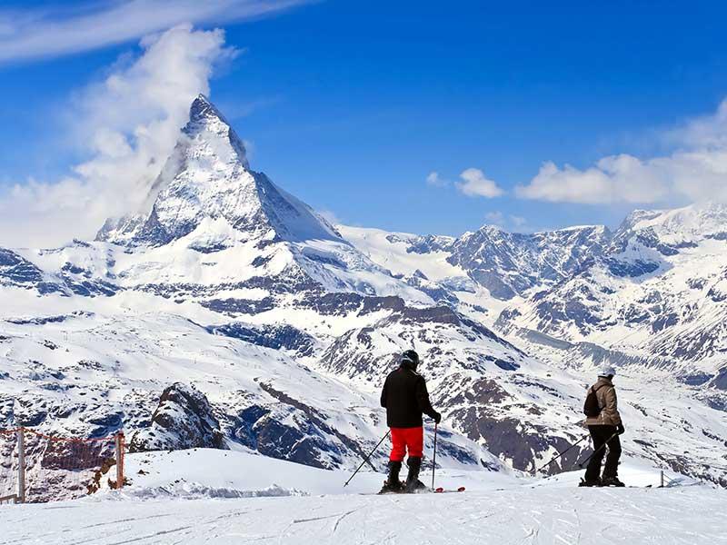 Cervinia: il fascino della montagna in tutte le stagioni dell'anno