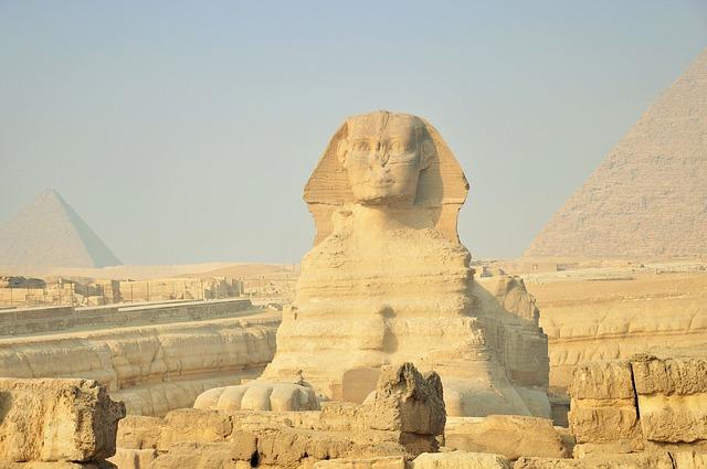 Sfinge Di Giza I Segreti E I Miti Del Simbolo Dellegitto Supereva