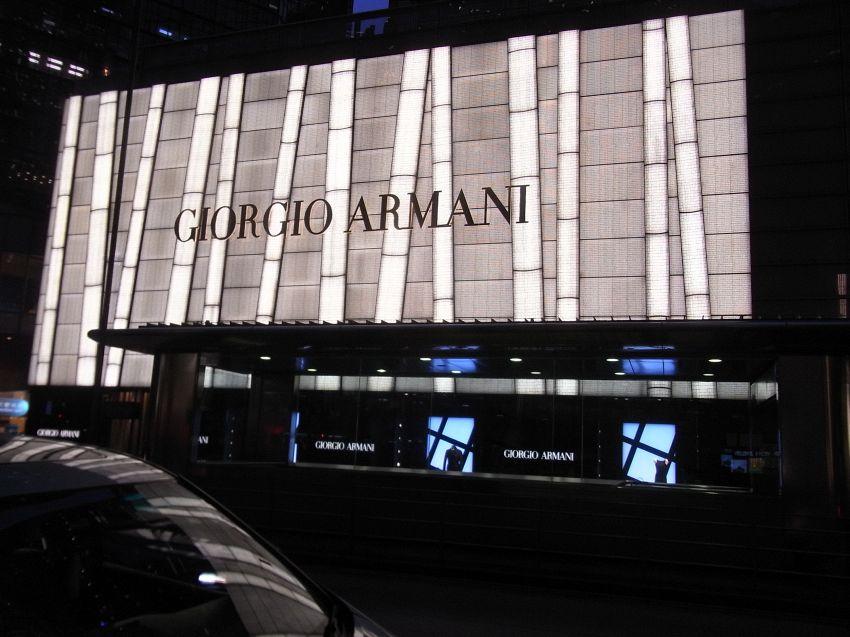 Dove acquistare le borse Armani: attenti alle contraffazioni