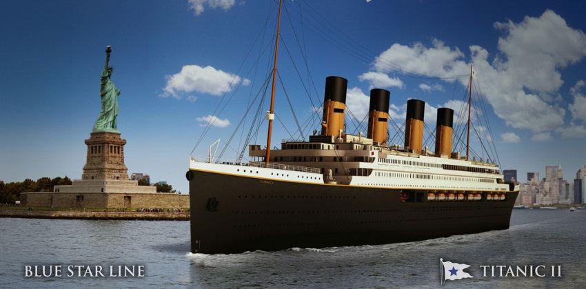 Titanic II: chi riporterà a galla la fama della nave inaffondabile?