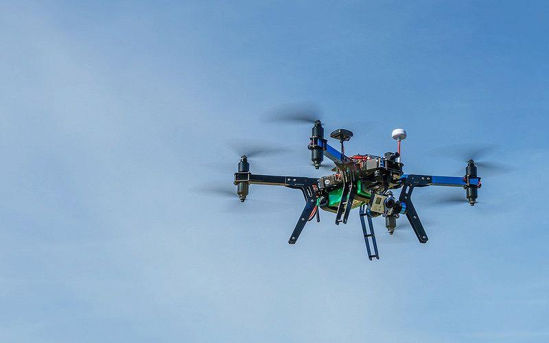 Droni: in che modo potranno salvare vite umane?