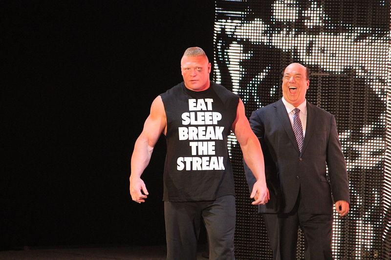 Brock Lesnar, il campione di tutte le discipline di combattimento