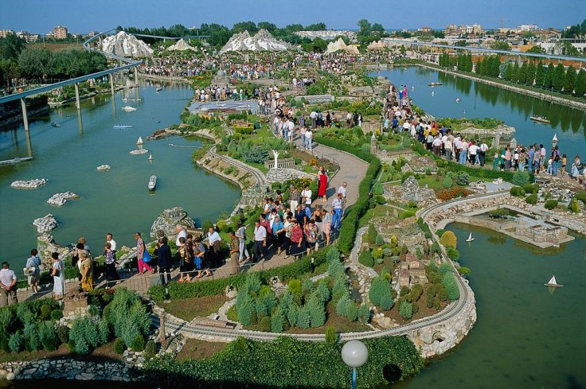 Parco tematico Italia in miniatura a Rimini: prezzi e orari