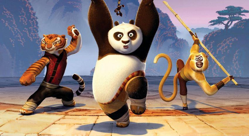 Kung Fu Panda: il film d'animazione per grandi e piccoli