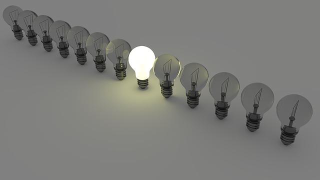 Lampadine led: un necessario investimento per il futuro
