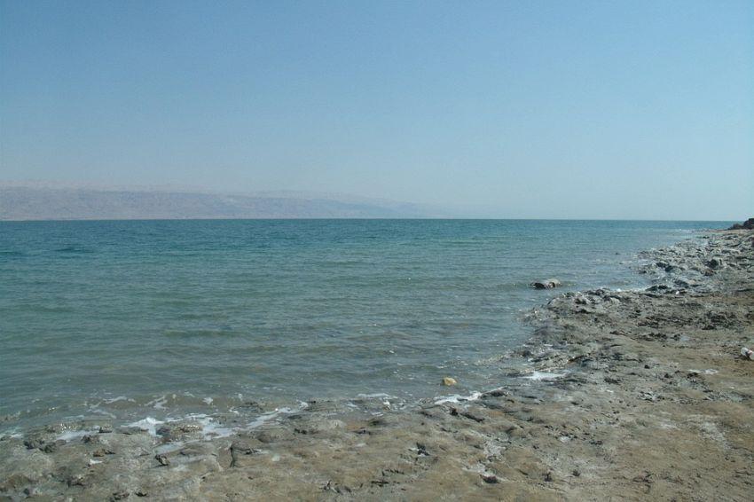 """Mar Morto: """"lago"""" di acqua salata dalle proprietà benefiche"""