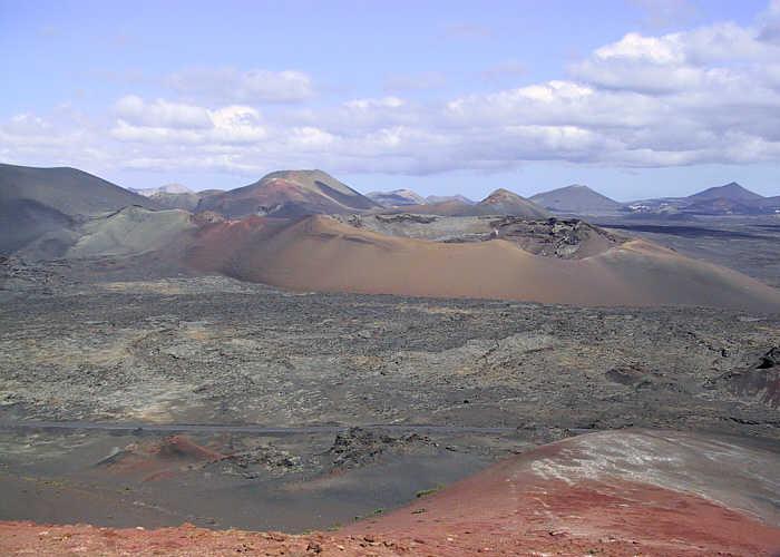 Timanfaya: l'affascinante parco nazionale dell'isola di Lanzarote