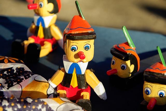 Collodi, frazione di Pescia: il mondo di Pinocchio