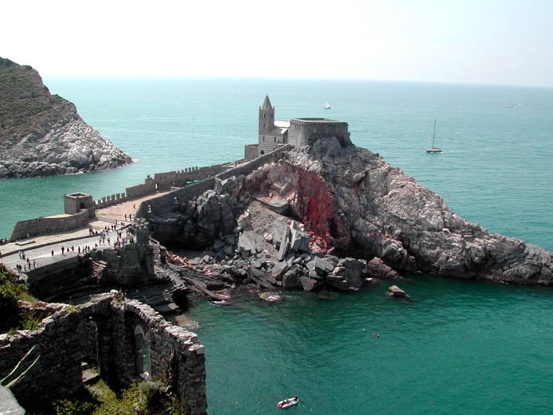 Porto Venere: cosa vedere in città e nelle isole circostanti