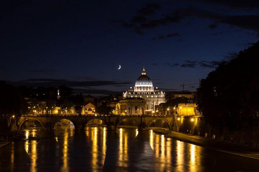 Palazzo Chigi e gli altri edifici politici di Roma