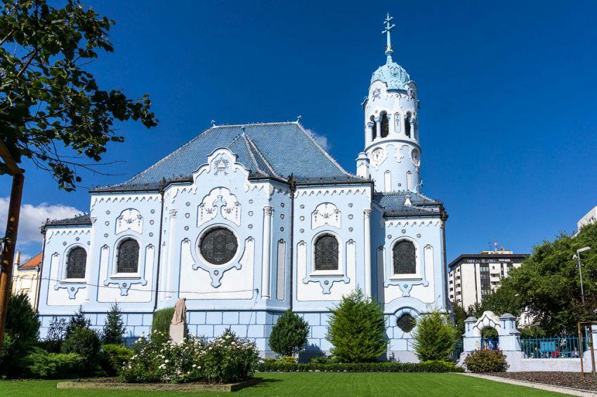 La città di Bratislava: tutti i monumenti da non perdere