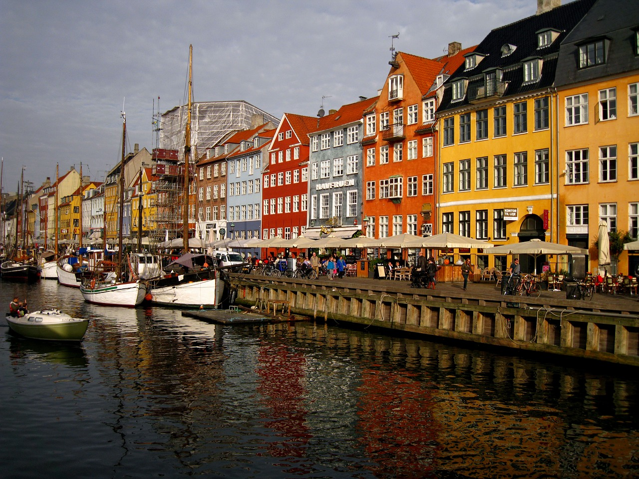 Copenaghen La Capitale Più Accogliente Del Nord Europa Supereva