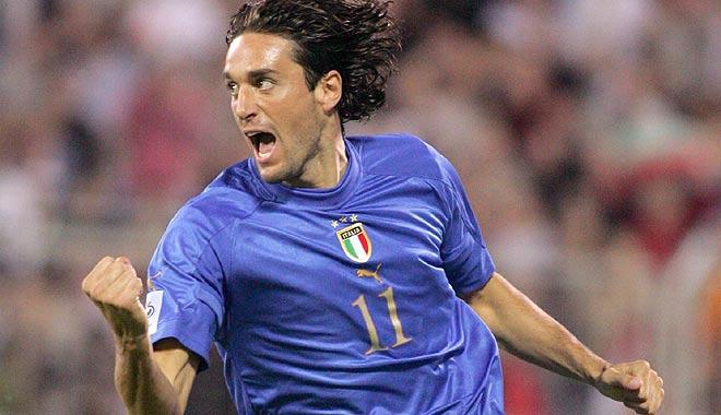 Luca Toni, nato per essere goleador