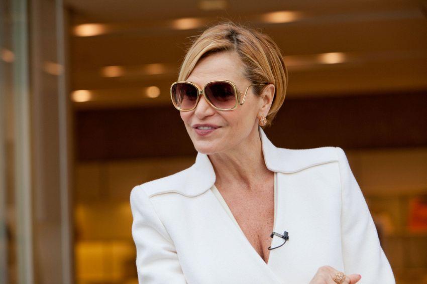 Simona Ventura:  alla tv, al cinema e sull'Isola dei Famosi