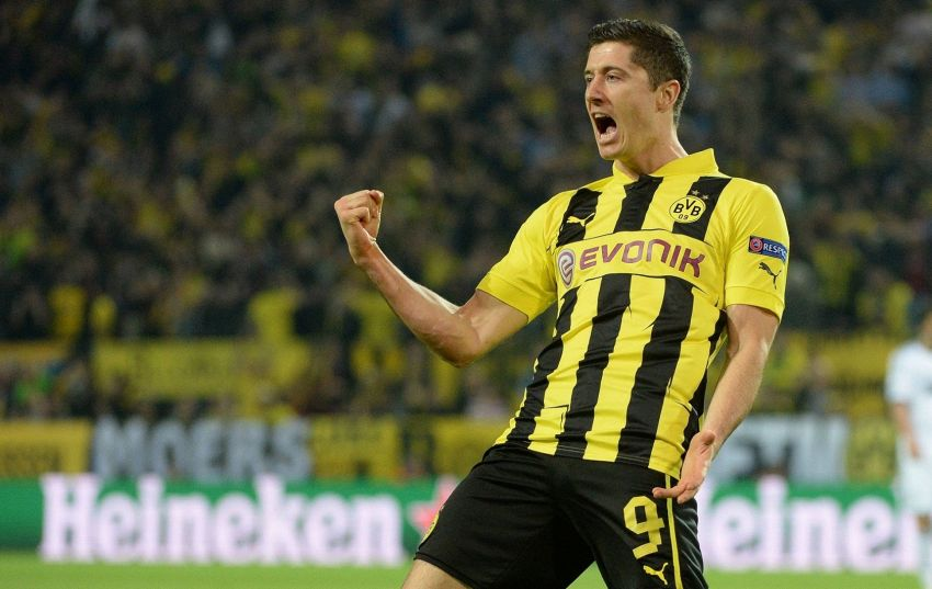Robert Lewandowski, la carriera dell'attaccante polacco del Bayern Monaco