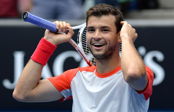 I 5 uomini più sexy del tennis