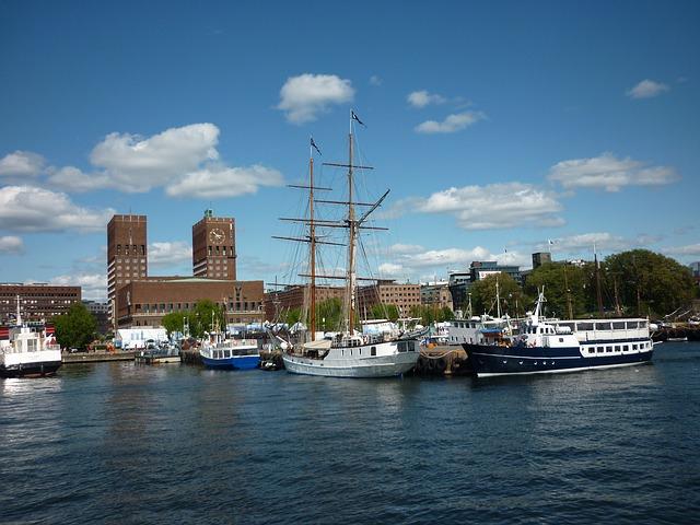 Oslo, capitale norvegese: informazioni per il vostro viaggio