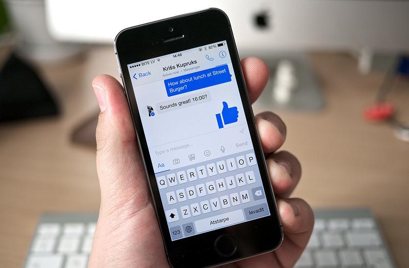 Messenger: arrivano i bot di Facebook, provatene alcuni