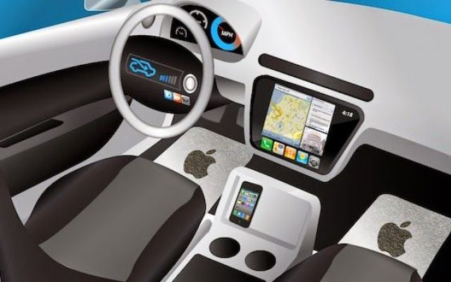iCar: l'auto di Apple sta nascendo in un laboratorio di Berlino?