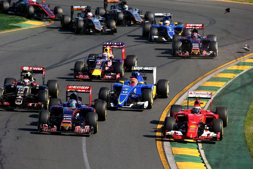 Formula 1 : calendario gare 2016, orari e dirette tv