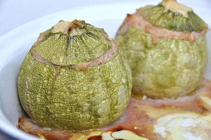 Ricetta di stagione: zucchine ripiene al tonno