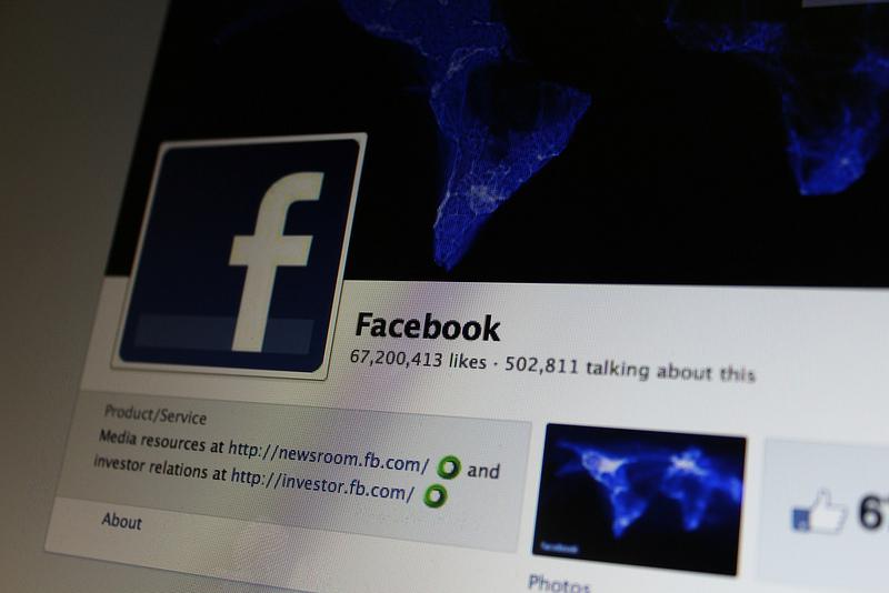 Passiamo su Facebook 50 minuti al giorno, quasi quanto un pasto